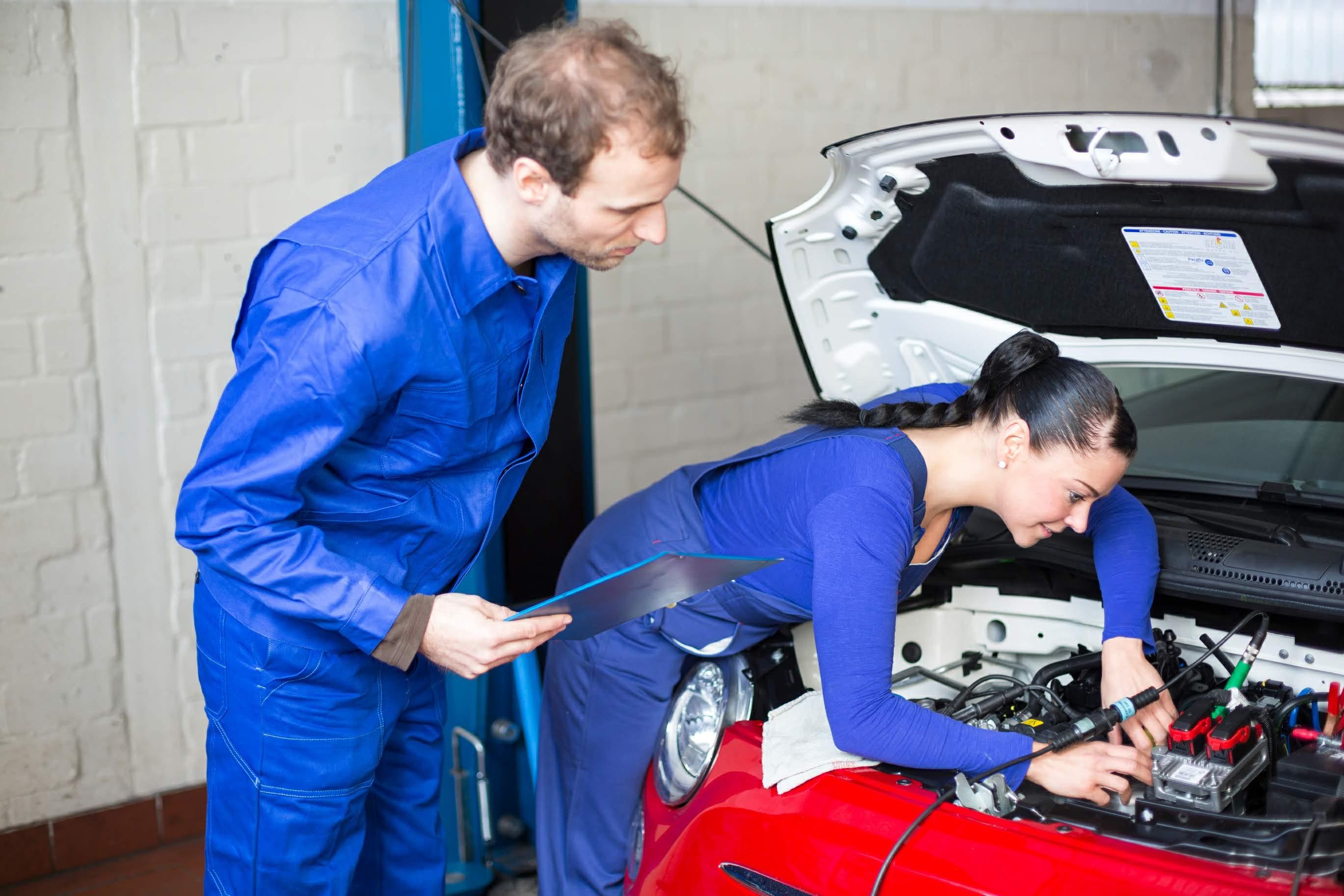 Ladies4automechanics
